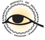 logo for American Society of Ocularists